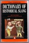 Dictionary of historical slang