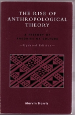 The rise of anthropological theory